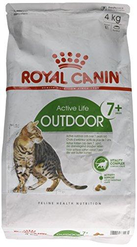 Royal canin outdoor +7 kattenvoer 4 KG