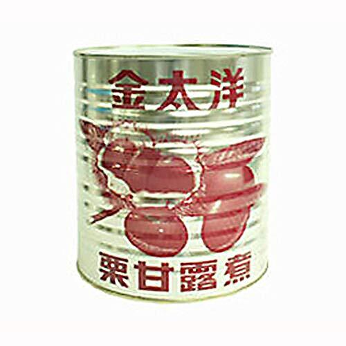 【業務用】 金太洋 栗甘露煮 5級 1号缶 3500g