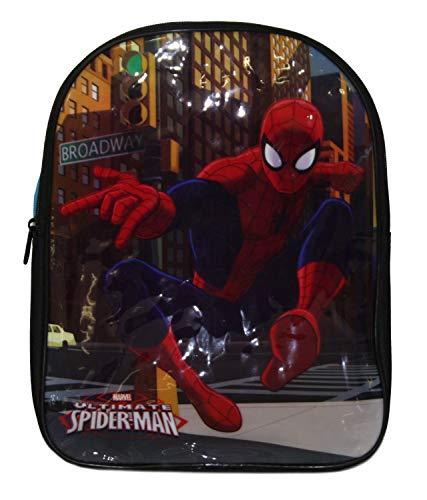 Spiderman - Marvel - Petit Cartable Sac à Dos Enfant