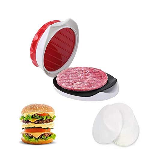 Prensa para hamburguesas, Prensa para hamburguesas Patty Pan, Máquina para prensar hamburguesas,...