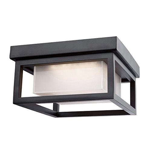 Artcraft Lighting AC9136BK Outdoor Ceiling Light, One Size, Black