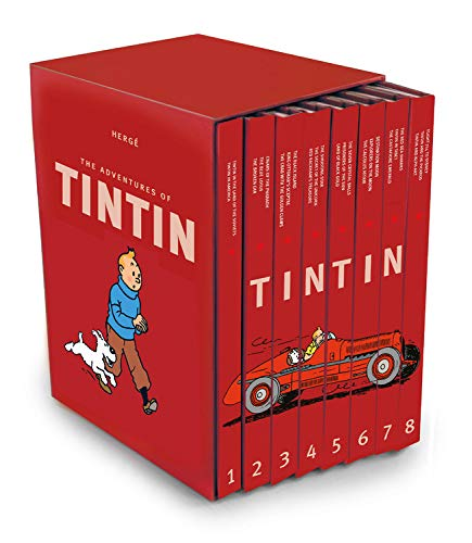 Compare Textbook Prices for The Adventures of Tintin: The Complete Collection  ISBN 9780316495042 by Hergé