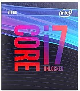 Intel Core i7-9700K Desktop Processor 8 Cores up to 4.9 GHz Turbo Unlocked LGA1151 300 Series 95W [並行輸入品]