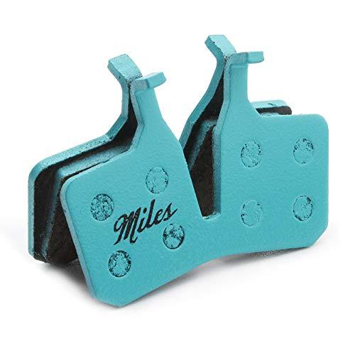 Miles Racing ® Fahrrad Scheibenbremsbeläge, semi metallisch für Magura MT 5