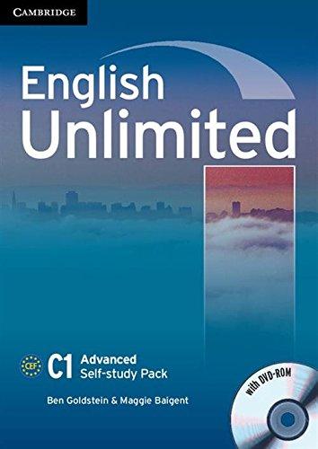 English Unlimited. Level C1 Self-study Pack