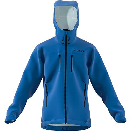 adidas M Parley 3L JKT - Chaqueta, Hombre, Azul(Azuimp)