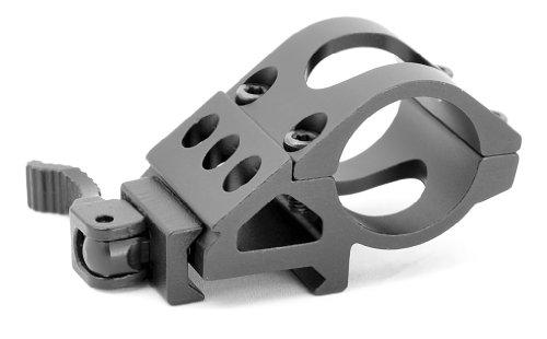 Hammers 1' 1inch Flashlight QD Offset Ring Mount...