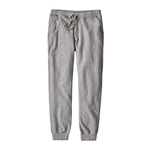Patagonia M'S Mahnya Fleece Hose, Herren, Feather Grey, 2XL