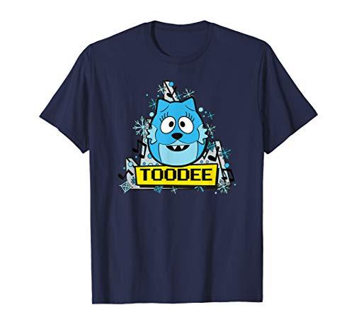 Yo Gabba Gabba - Classic Toodee 02