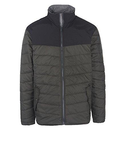 Woolrich Men's Wool Loft Insulated Jacket, Black, Large