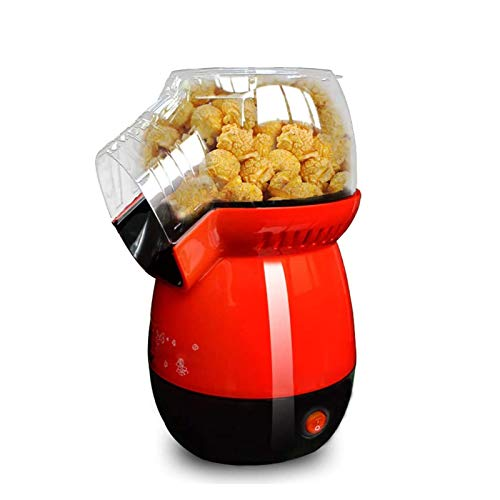 Best Review Of TSWEET Hot Air Popcorn Popper, 1100W Home Popcorn Maker with Measuring Cup & Removabl...