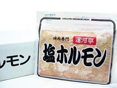 運河亭 豚塩ホルモン(200g)×10パック