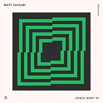 Crack Body - EP