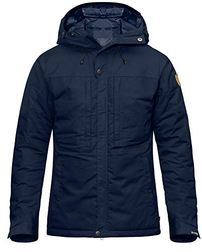 Fjällräven Skogsö Padded Jacket M Giacca Sportiva, Uomo, Blu (Dark Navy), M