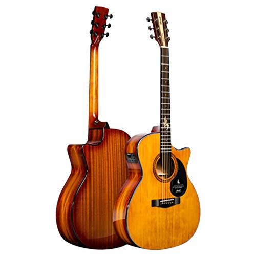 Muziekinstrumenten gitaar single-board gitaar blues-S25G-ACG E-bas-vlaggenschip fineer voor mannen en vrouwen beginners ballade box gitaar 41 inch bakeliet dubbele us-modellen gitaar