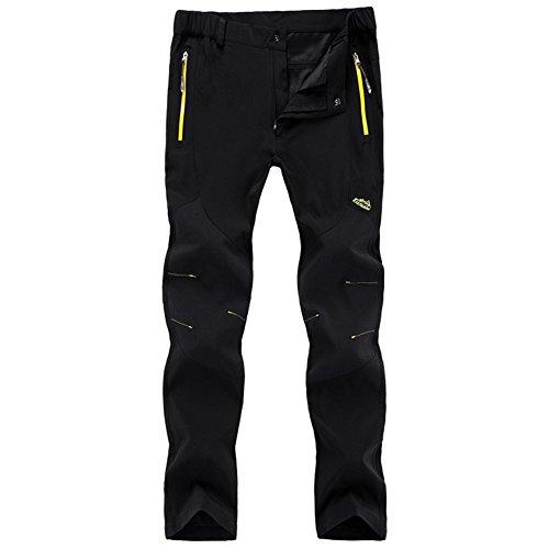 GITVIENAR Pantalon Assault Femme à Séchage Rapide Nouvelle Version Printemps et Été Pantalon d'escalade Vêtement de Sports Extérieurs
