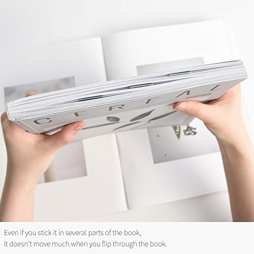 モノライクマグネット式しおりエメラルドEmeraldBookmarks5個セットマグネットブックマーク