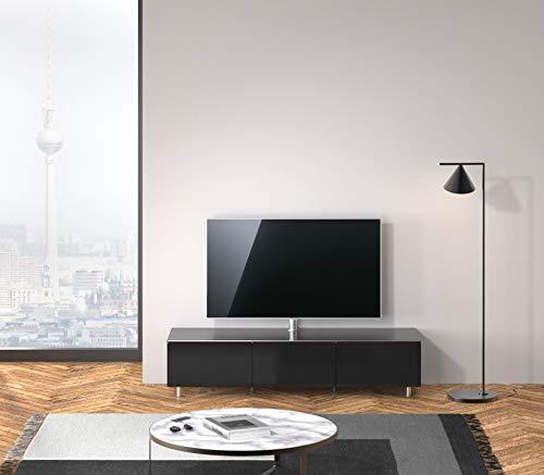 SPECTRAL® Just-Racks TV-Lowboard JRL1650T-SL mit Klappen, Schublade inkl. TV-Halterung, Breite 165,2 cm, Black…