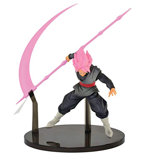 Figure Bandai Banpresto Dragon Ball Z -super Sayan Rose Goku Black Colosseum2 Vol9 Ref.25203/25204 Multicor