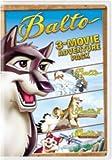 Balto 3-Movie Adventure Pack (2 Dvd) [Edizione: Stati Uniti] [Italia]