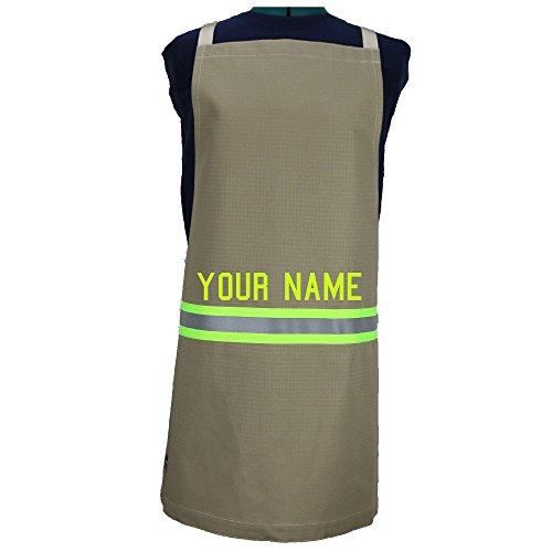 Personalized Firefighter Uniform Apron