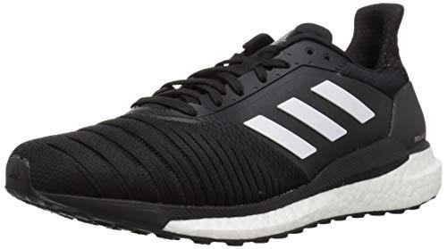 Adidas - Scarpe da corsa Originals Solar Glide St da uomo, Nero (nero/bianco/nero), 40 EU