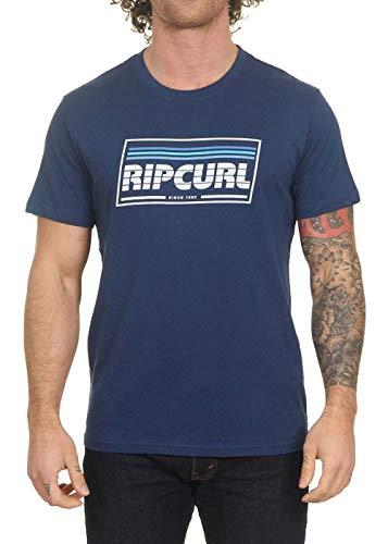 Rip Curl Camiseta para hombre YO Mama S/S Tee