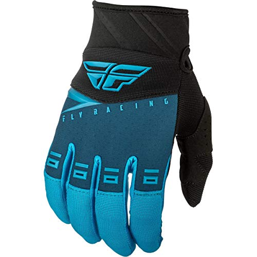 Fly Racing Handschuhe F-16 Blau Gr. M