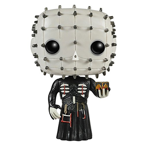 Funko FUN4785 Pop! Vinyl: Horror Pinhead - Figurina