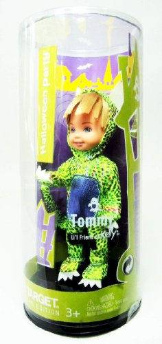 Barbie - Kelly Club Halloween Costume Party Tommy as Green Dragon, Kelly Li'l Friends Doll