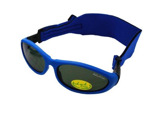 Idol Eyes Baby Wrapz Modulare Sonnenbrille (blau)