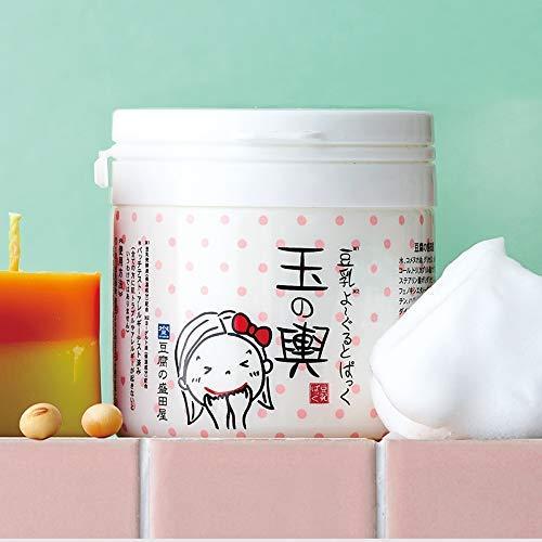 豆腐の盛田屋『豆乳よーぐるとぱっく玉の輿』