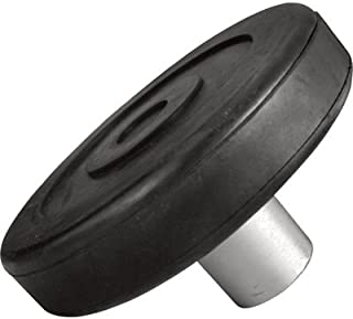 Dannmar Slip-On Round Lift Pad Assembly for 2-Post Truck and Car Lifts - Model Number 17107036
