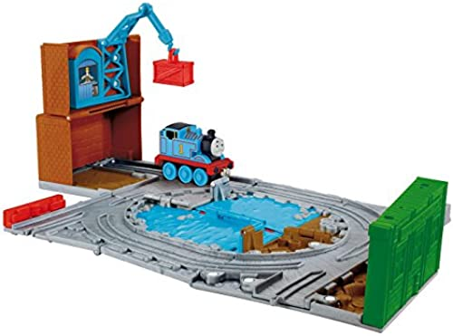 Fisher Price Thomas & Friends Take-n-Play Brendam Docks