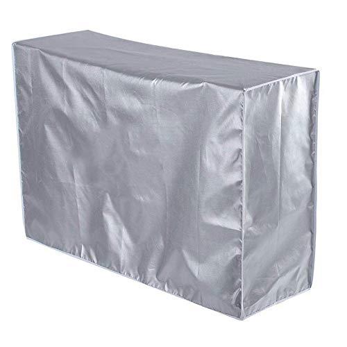 BANGSUN 1 cubierta de aire acondicionado para exteriores, duradera, resistente, protectora estable y