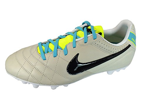 Nike - Bota jr tiempo natural iv ltr ag , talla 38,5, color