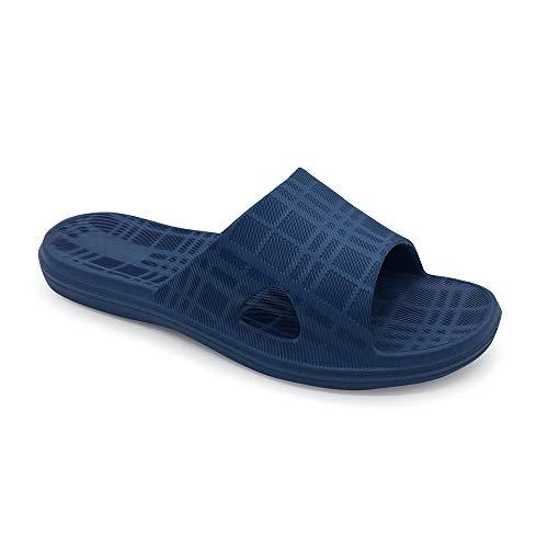 givenchy scarpe donna HEVA Scarpe da Spiaggia e Piscina Unisex – Adulto (43 EU Blu Scuro)