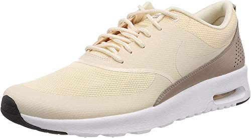 Nike Damen WMNS Air Max Thea Sneakers, Mehrfarbig (Guava Ice/Guava Ice/Diffused Taupe/Black 001), 43 EU