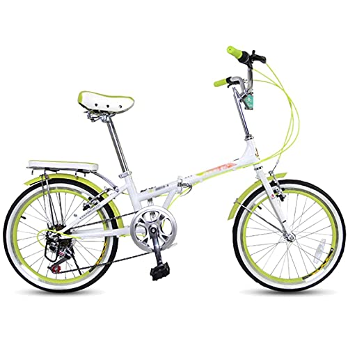 COUYY Bicicleta 20'Bicicleta al Aire Libre para niños con Bicicletas de montaña Ajustables de 7 velocidades, Ajustables adecuadas.