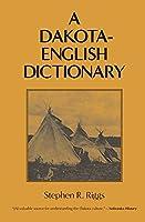A Dakota-English Dictionary (Borealis Books)