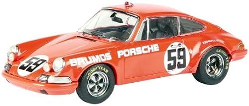 Schuco - 3713 - Véhicule Miniature - Modèle à L'échelle - Porsche 911 RSR - Imsa 1972 - Echelle 1 43