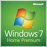 Microsoft Windows 7 Home Premium SP1 64bit System Builder OEM DVD 1 Pack - Frustration-Free Packaging