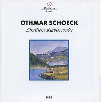 Schoeck: Sämtliche Klavierwerke