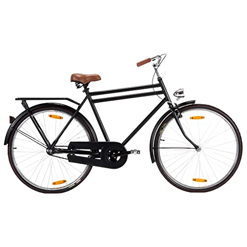 vidaXL Bicicletta Olandese 28 Pollici Telaio Ruota 57 cm Uomo
