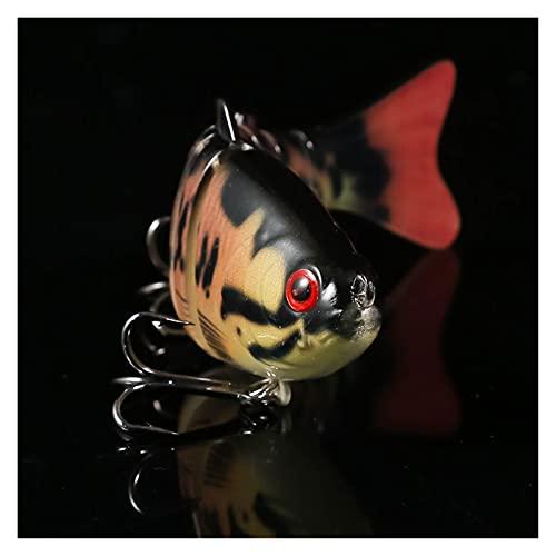 10 cm / 15.7g Cebo artificial Cebo Multi Cebo Cebo Biónico Atención de pesca All Aguas de pesca de agua Suministros de pesca al aire libre Pesca al aire libre Herramienta de pesca Accesorios Barco de