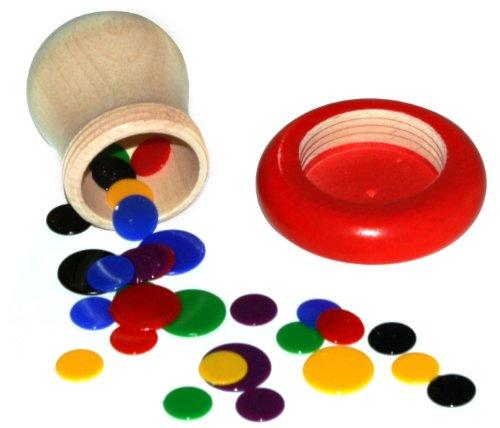 Weible Spiele 05815 - Gioco delle pulci con funghetto