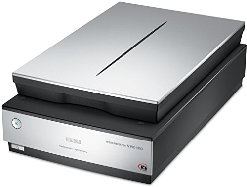 Epson Perfection V 750 PRO Scanner Flatbed / letto piano