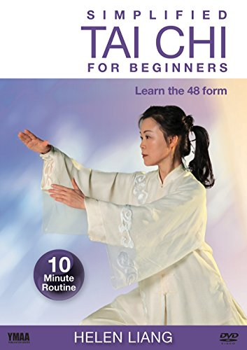 Simplified Tai Chi for Beginners - 48 Form (YMAA Tai Chi Exercise) Helen Liang **NEW BESTSELLING 48 Form DVD**