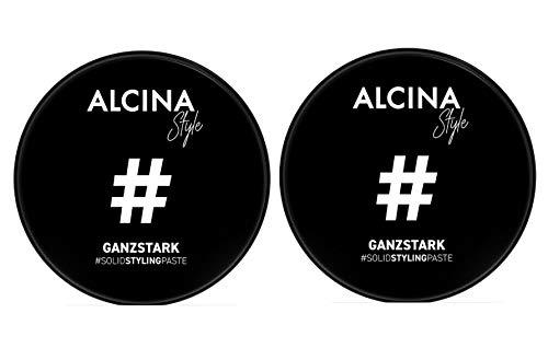 2er Solid Styling Paste Ganzstark #Style Alcina 50 ml