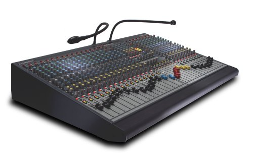 Allen & Heath GL2400/32 32-Channel Dual Function Professional Live Sound Mixer